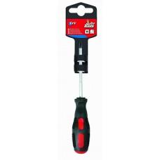Отвертка крестовая PZ1х75мм, Top Tools